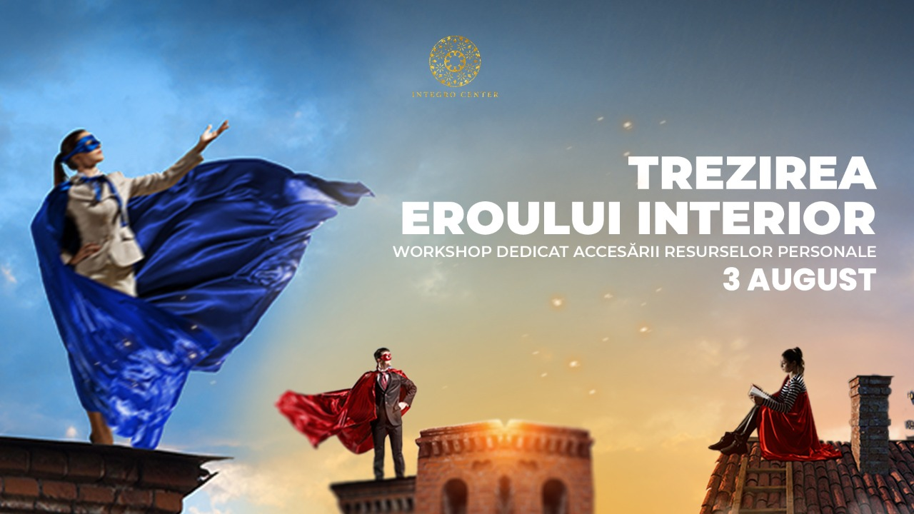 Workshop online – Trezirea eroului interior